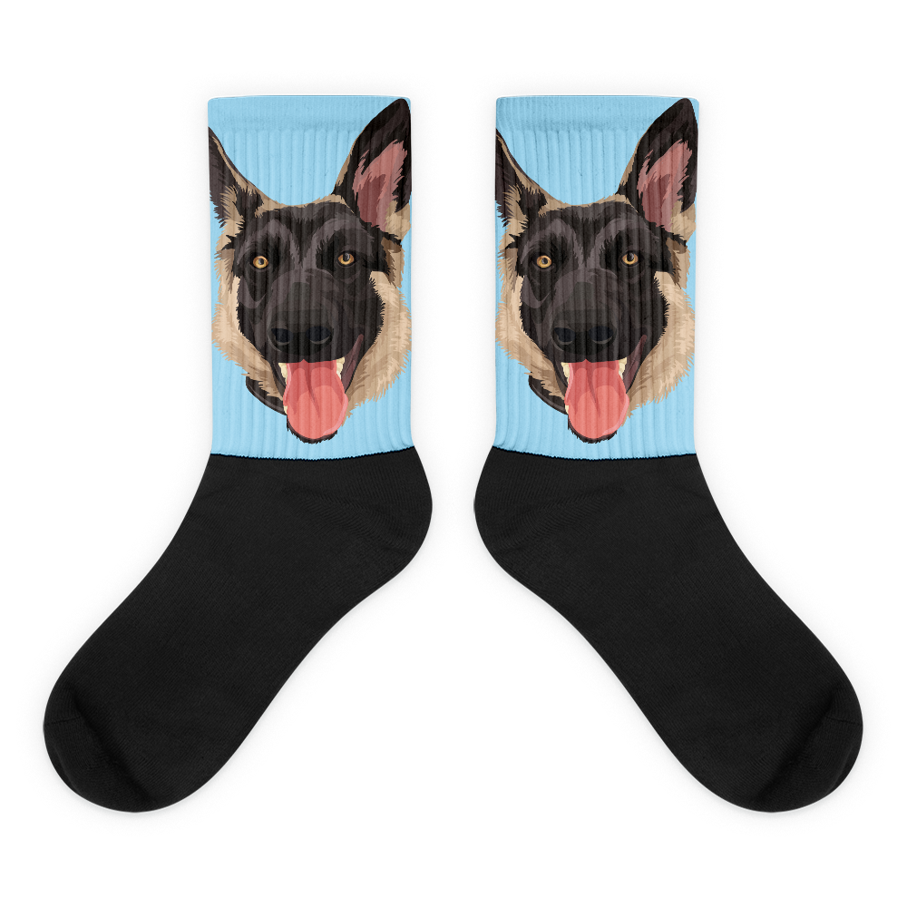 Custom Dog Sock