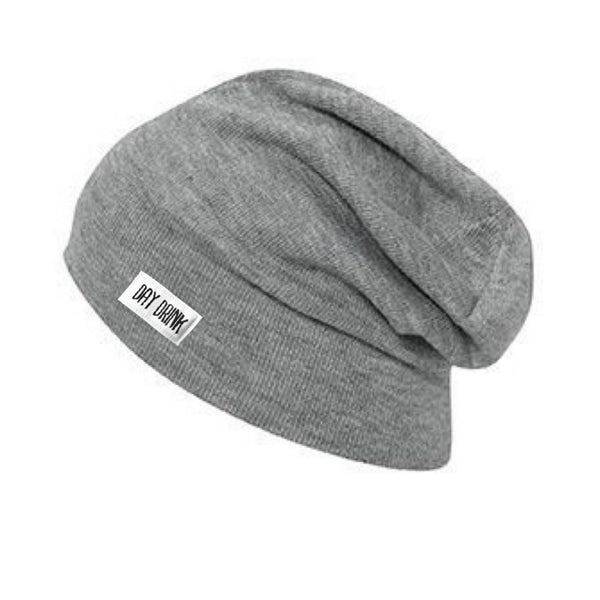 2609da15236 Day Drink Slouchy Beanie - Heather Grey – Day Drink Inc
