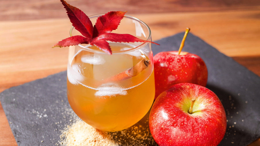 Maple Cinnamon Cider