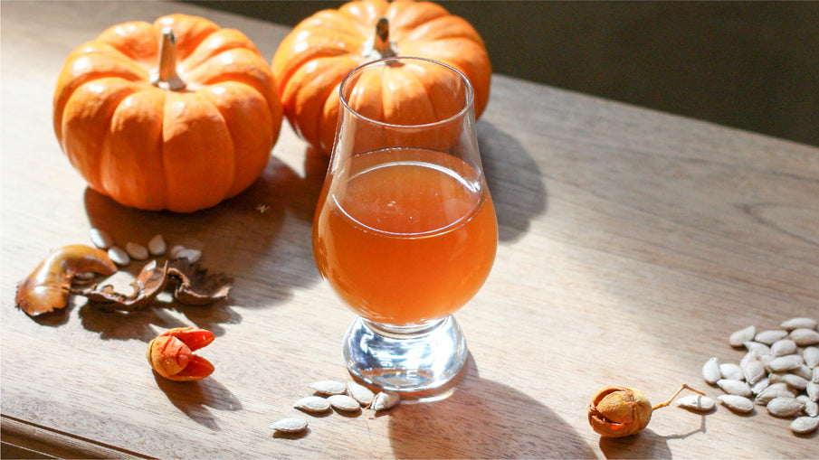Challenge accecpted: The pumpkin cider recipe for Thanksgiving