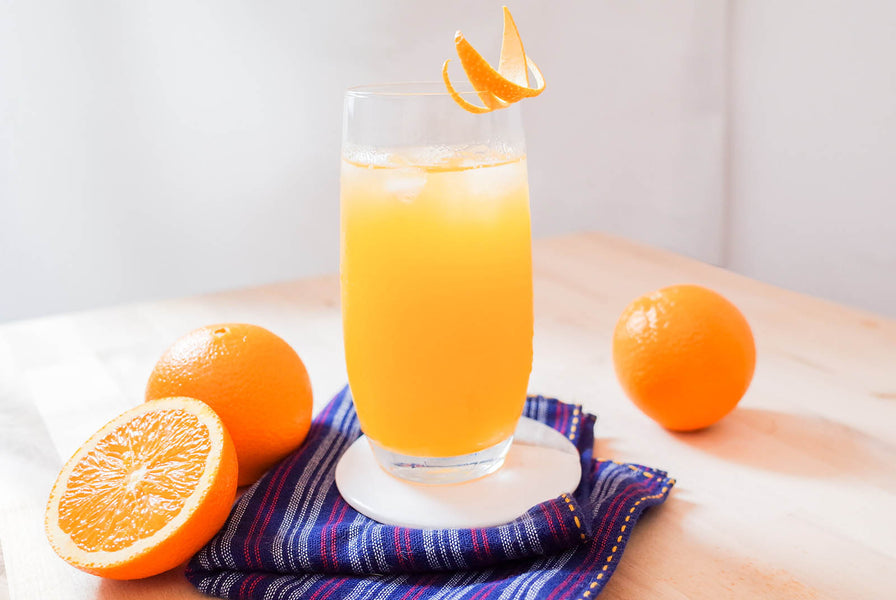 Signature Drink | Orange Cider