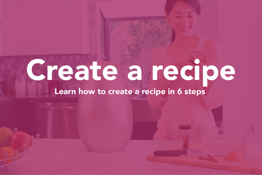 App Function | Create a Recipe