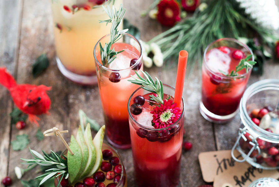 Need Inspiration to Create New Drinks?