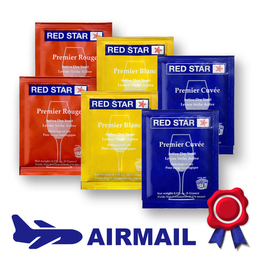 Yeast (Deliver as normal Registered International Air Small Packets)