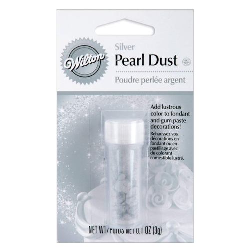 Pearl Dust, Silver-0.05 Ounce (1.4g)