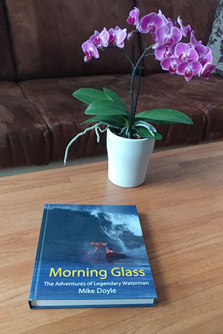 The Adventures of Legendary Waterman Mike Doyle Morning Glass