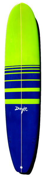 New Doyle Longboard green