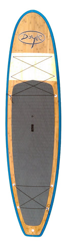 Doyle Discovery SUP - Slate Blue Grey - Snow Camo