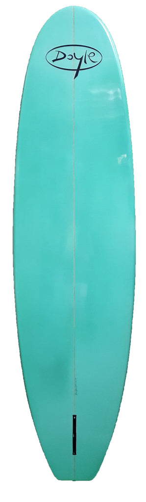 Doyle Discovery SUP - Teal Pieced Bamboo