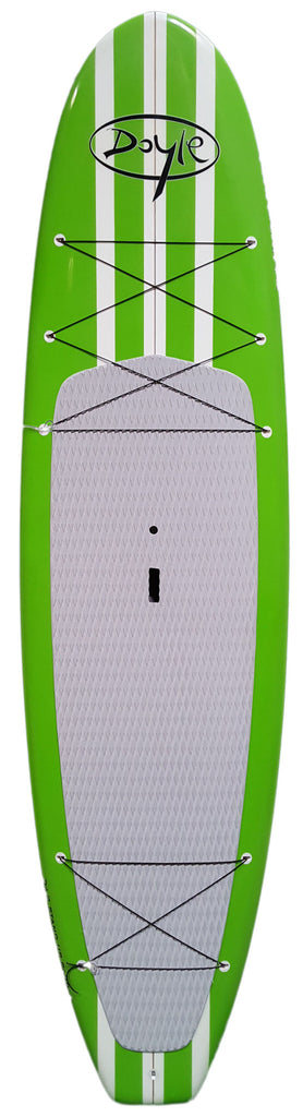 Doyle Discovery SUP - Green / White Stripes