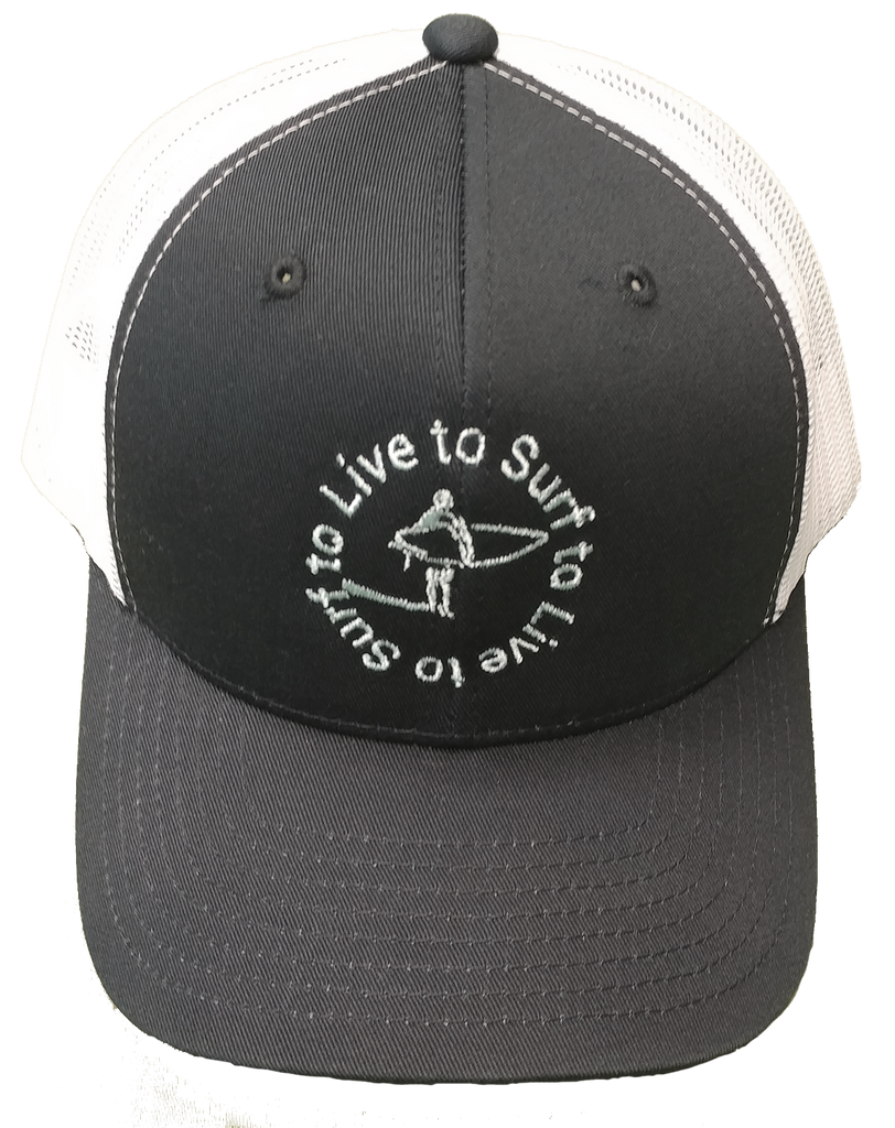 f5e92912 Live to Surf Low Pro Trucker Hat – Doyle Surfboards