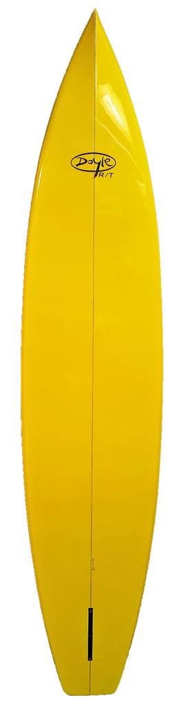 DOYLE R/T STAND UP PADDLEBOARD - BAMBOO YELLOW - 12'6""