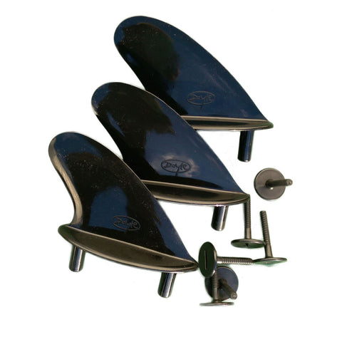 Doyle Softboard 2+1 Fin Set