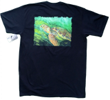 Sea Turtle Men`s T-shirt