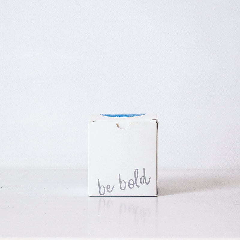 Be Bold Quote 9oz Soy Candle