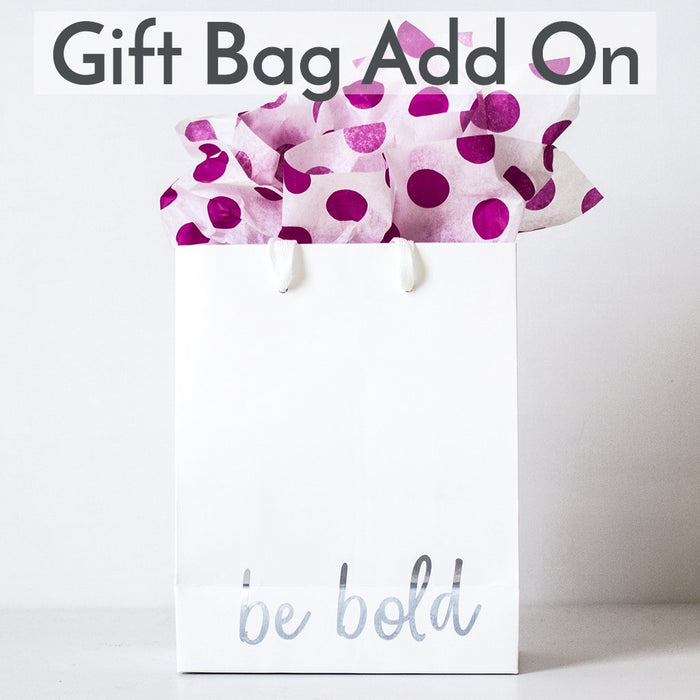 Be Bold Quote Jar in Grape Soda Scent