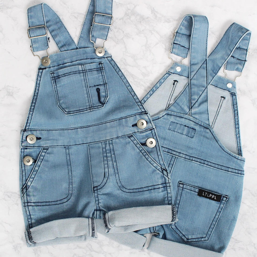 UNISEX DENIM OVERALLS- ARRIVING THIS WEEK!