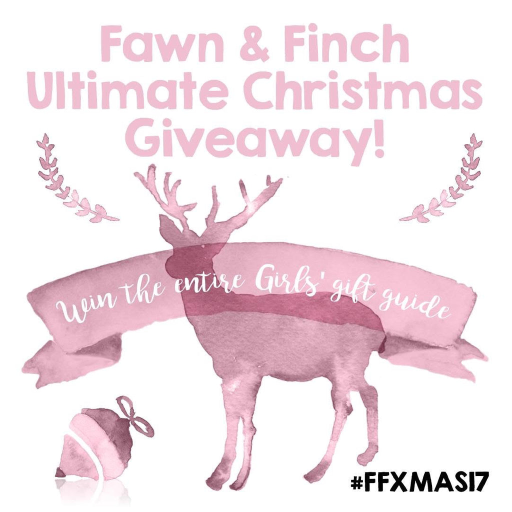 Fawn & Finch Ultimate Christmas Giveaway!