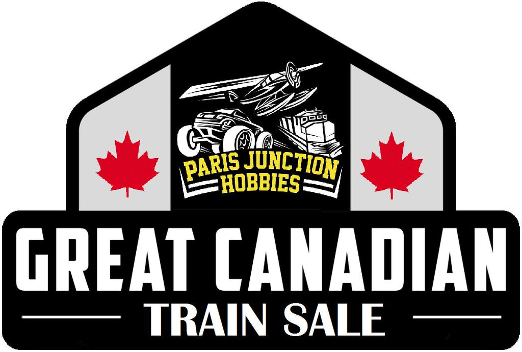Great Canadian Train Sale