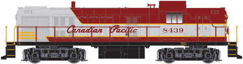 RS-3 DCC/SND CPR #8452 HO Locomotive