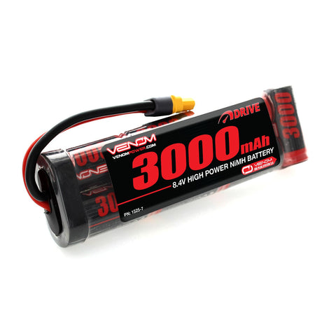 8.4V 3000MAH 7-CELL NIMH Battery