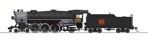 BLI USRA 4-6-2 Heavy Pacific - Sound & DCC - Paragon3