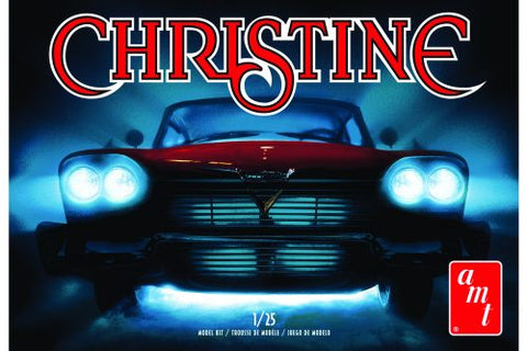 1/25 1958 Plymouth Belvedere, Christine