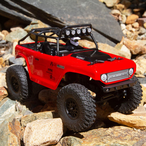 Axial 1/24 SCX24 Deadbolt 4WD Rock Crawler RTR – Paris