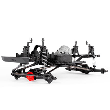 SCX10II Raw Builders Kit