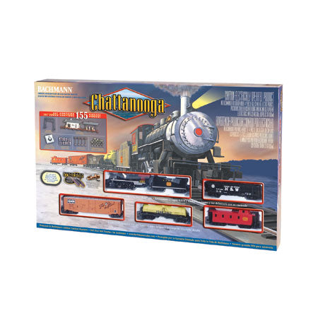 HO Chattanooga Train Set NC&STL