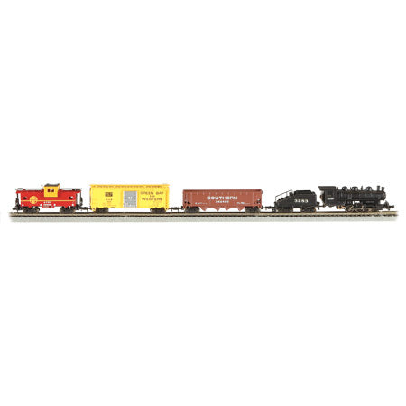 N Yard Boss Train Set ATSF