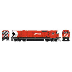 MLW M636 DCC/SND CPR #4715 HO Locomotive