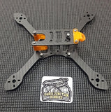 Detroit MultiRotor Doberman 5in TrueX Orange Frame