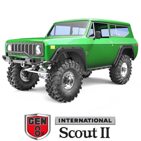 1/10 Gen 8 International Scout II 4WD V2