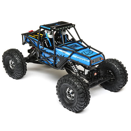 LOSI Night Crawler SE, Green 1/10 4wd Rock Crawler RTR