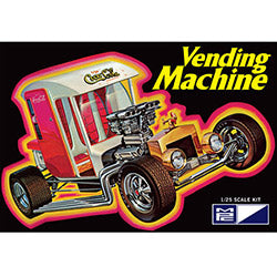 1/25 Coca Cola Vending Machine Show Rod SE