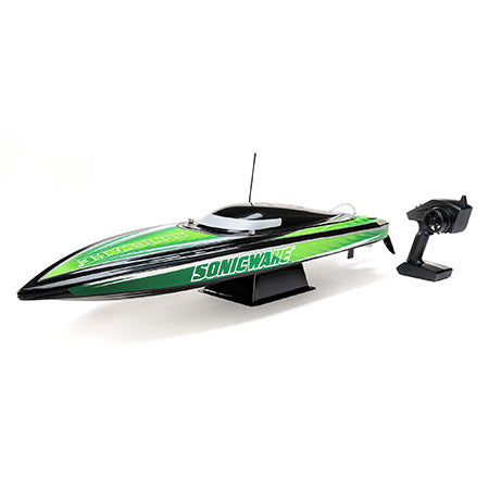 Proboat Sonicwake Self-Right Deep-V Brushless RTR