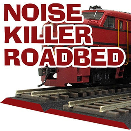 NOISE KILLER FOAM ROADBED BRANCH HO