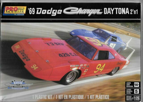 1/25 '69 Dodge Charger Daytona
