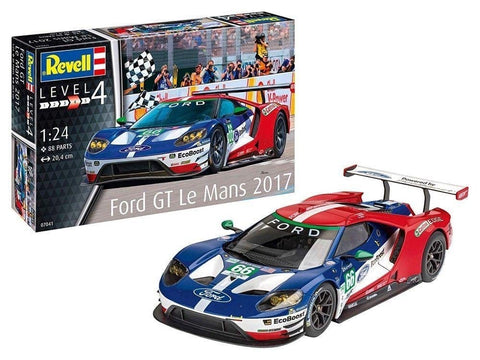 1/24 Ford GT Racing Lemans