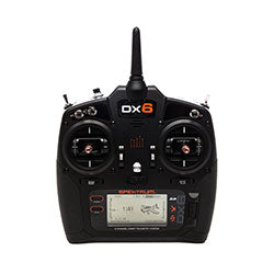 DX6 Air Transmitter w/AR6600T RX MD2