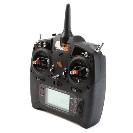 Spektrum DX6 Transmitter Only Mode 2