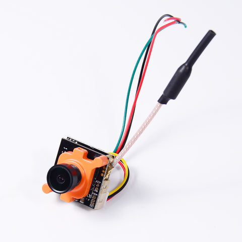 A19 all-in-one FPV Video Camera with Built in Video Transmitter
