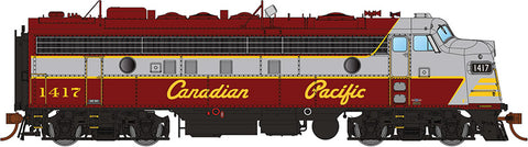 GMDD FP7 Canadian Pacific DCC and SND