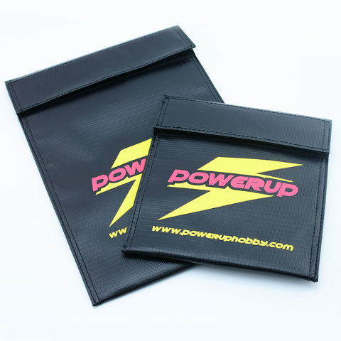 Powerup LiPo Charge Protection Bags