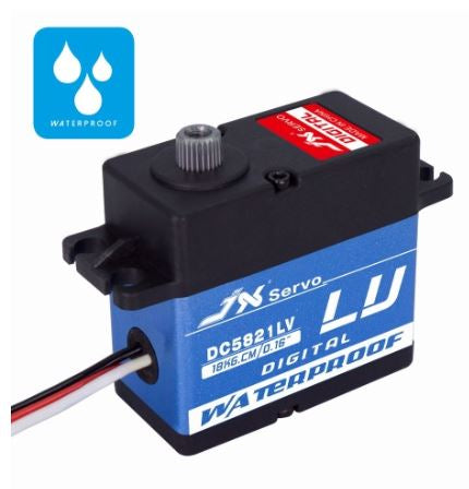 DC5821LV 20KG Full Waterproof Digital Servo