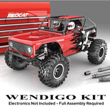 1/10 Wendigo Rock Racer Kit