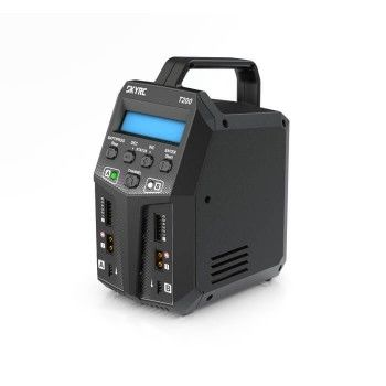 T200 Dual Balance Charger / Discharger 100W X 2, 12A
