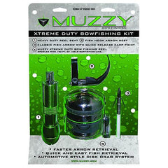 Muzzy Bowfishing Kit - Hen Outdoors
