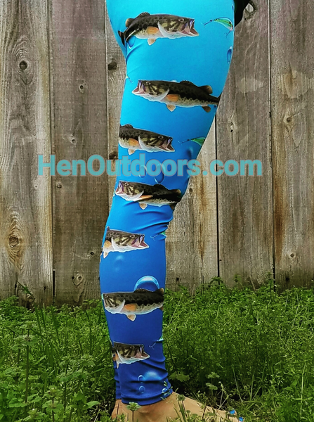 Largemouth Leggings